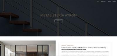 Metalistería Ayron - ISLAS BALEARES